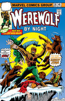 Werewolf by Night Vol 1 38