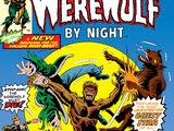 Werewolf by Night Vol 1 38
