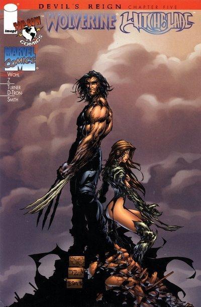 Wolverine/Witchblade Vol 1 1