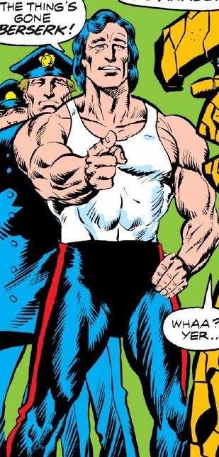 Alex Stone (Earth-616)