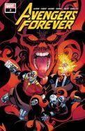 Avengers Forever Vol 2 2