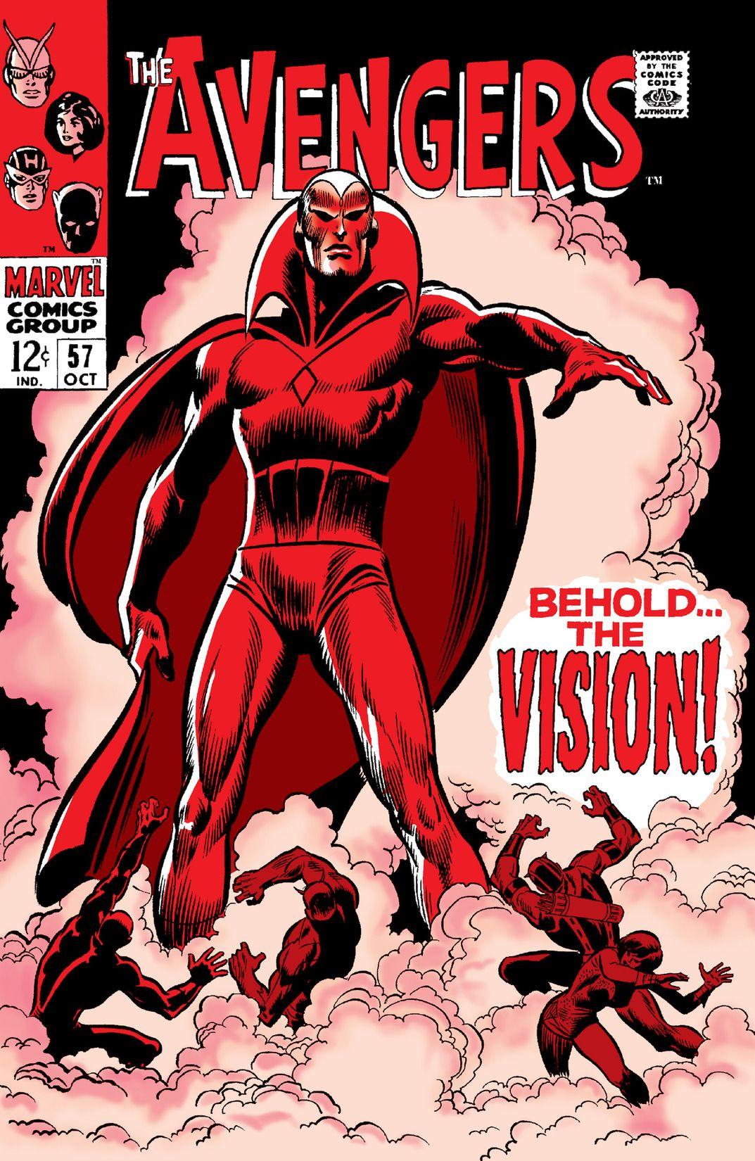 Avengers Vol 1 57