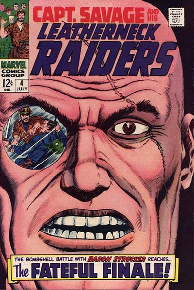 Capt. Savage and his Leatherneck Raiders Vol 1 4