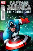 Captain America & the Korvac Saga Vol 1 1