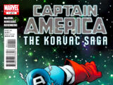 Captain America & the Korvac Saga Vol 1 1