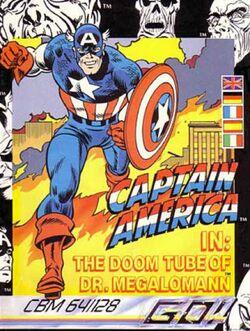 Captain America In the Doom Tube of Dr. Megalomann.jpg