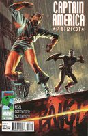 Captain America Patriot Vol 1 3