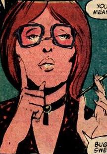 Cassandra Ferlenghetti (Earth-616)