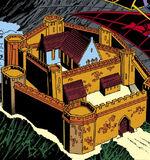 Castle Zemo (Mexico) from Captain America Vol 1 431 0001.jpg