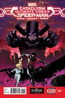 Cataclysm Ultimate Spider-Man Vol 1 1