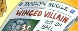 Daily Bugle (Earth-9411) Spectacular Spider-Man (UK) Vol 1 141.jpg