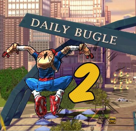 Daily Bugle (Earth-TRN461)/Gallery