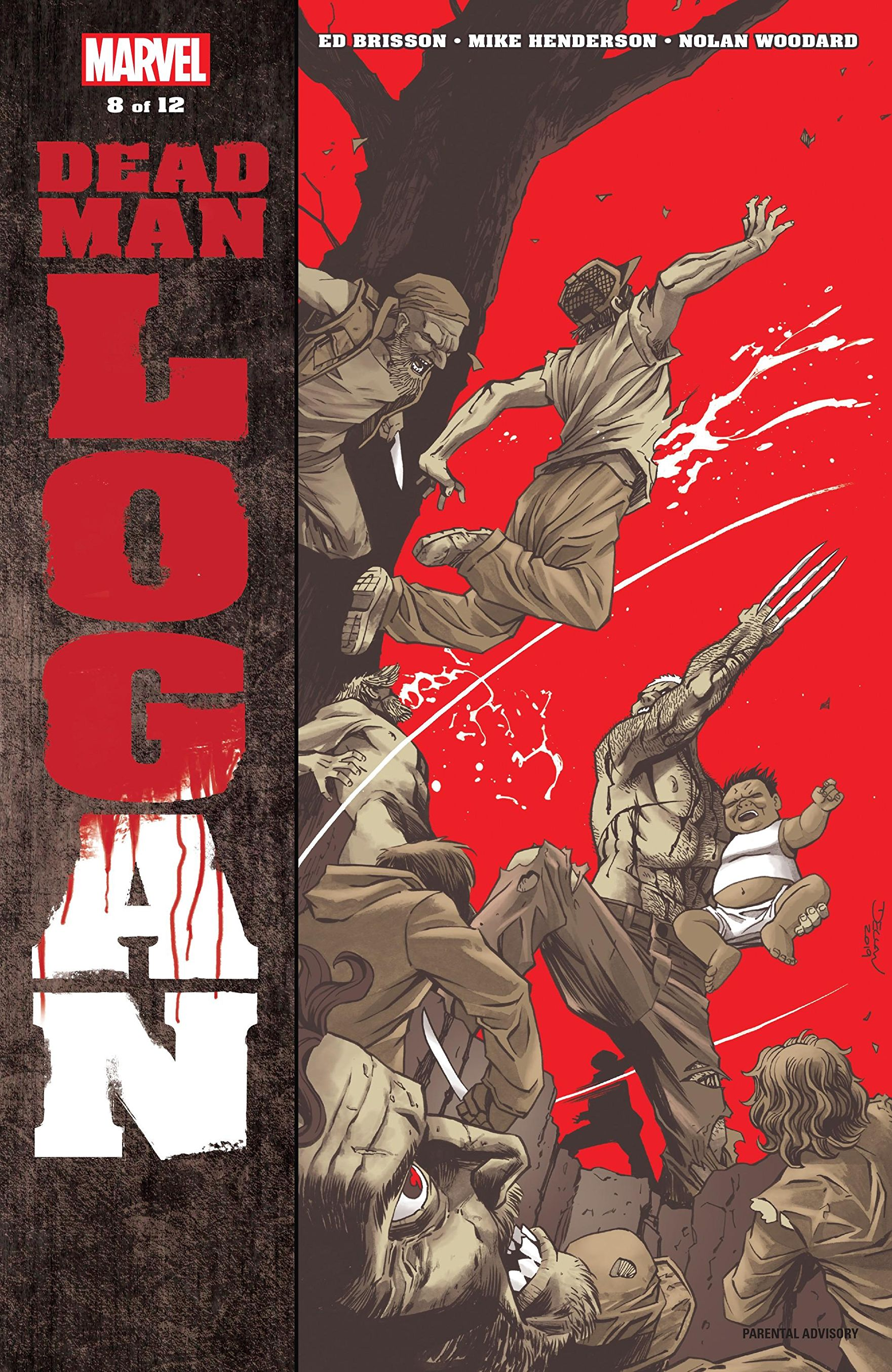 Dead Man Logan Vol 1 8