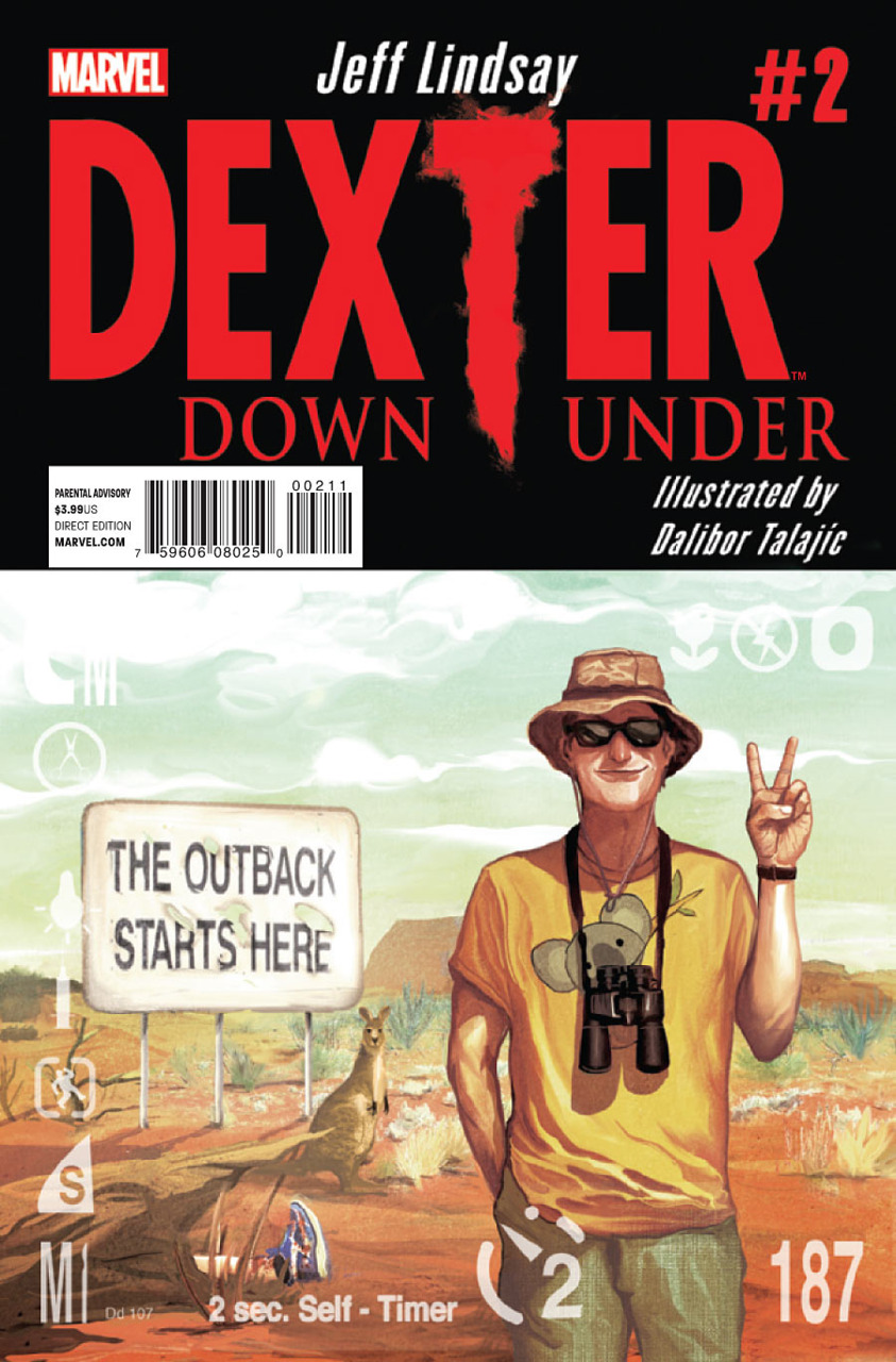 Dexter: Down Under Vol 1 2
