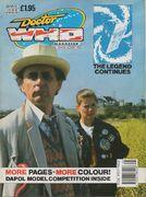 Doctor Who Magazine Vol 1 168