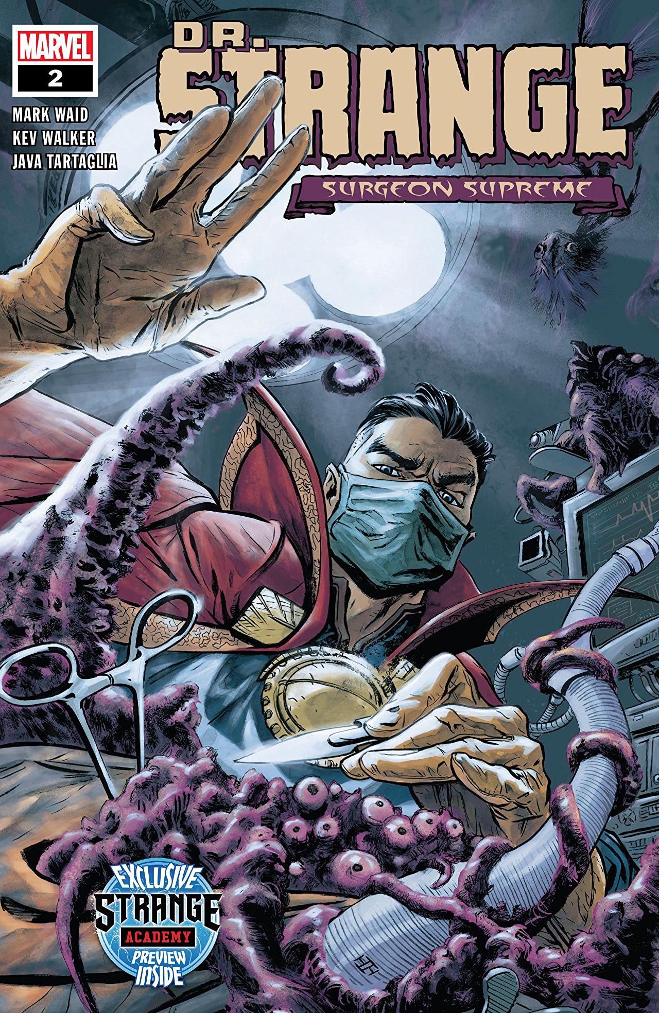 Dr. Strange Vol 1 2