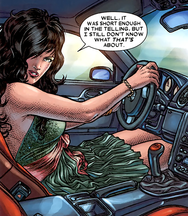 Driver Reese (Earth-616)