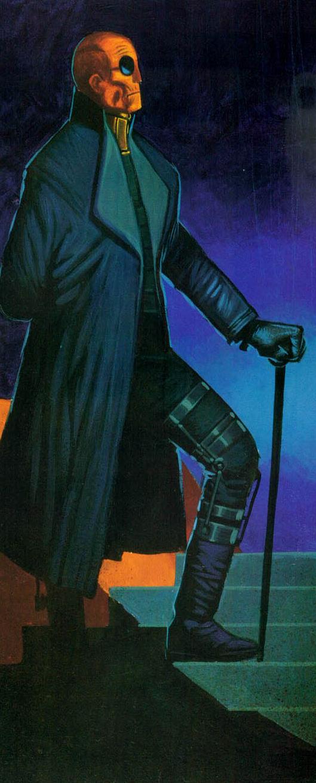 Emil Stein (Earth-616)