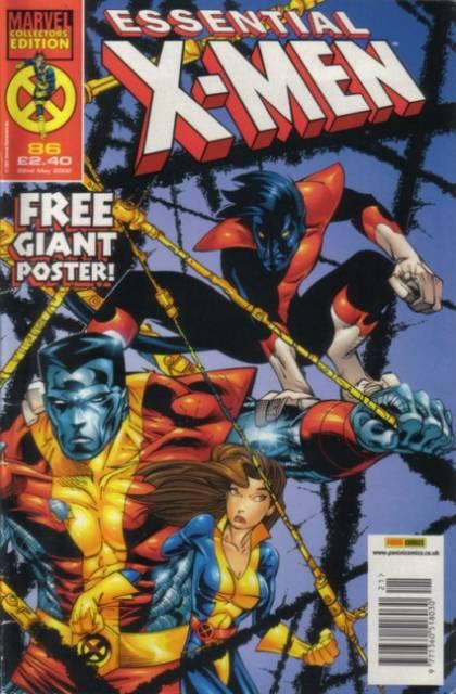 Essential X-Men Vol 1 86