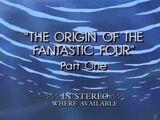 Fantastic Four (1994 animated series) Season 1 1