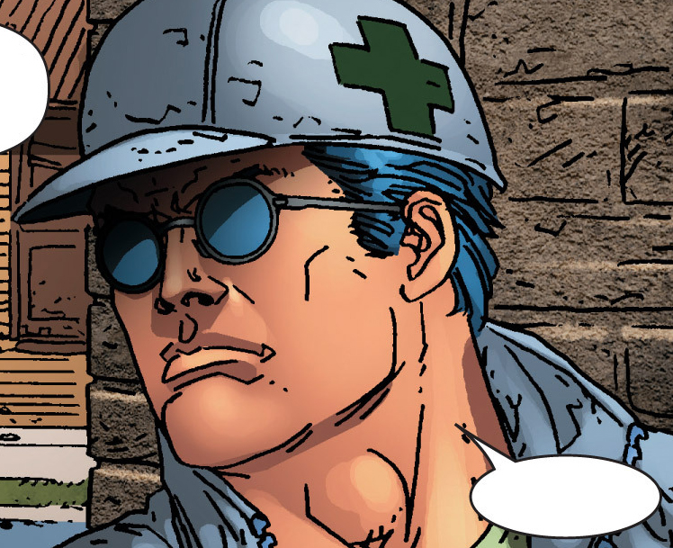 Gary Swanson (Earth-616)