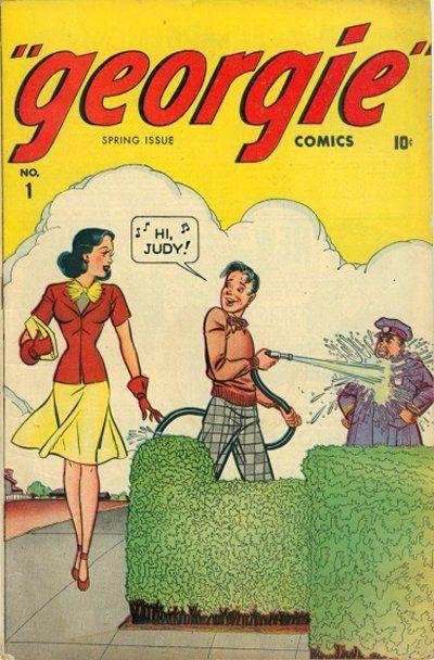 Georgie Comics Vol 1