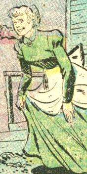 Hannah Warner (Earth-616)