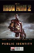 Iron Man 2 Public Identity Vol 1 3