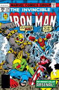 Iron Man Vol 1 114