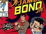 James Bond, Jr. Vol 1