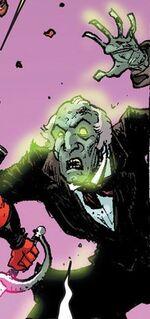 John Tyler (President) (Earth-616)