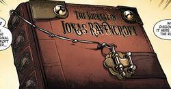 Journal of Jonas Ravencroft from Ruins of Ravencroft Carnage Vol 1 1 001.jpg