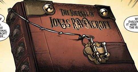 Journal of Jonas Ravencroft
