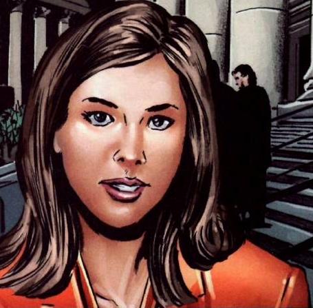 Julie Traylor (Earth-616)