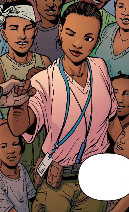 Kelly Garnett (Earth-616)
