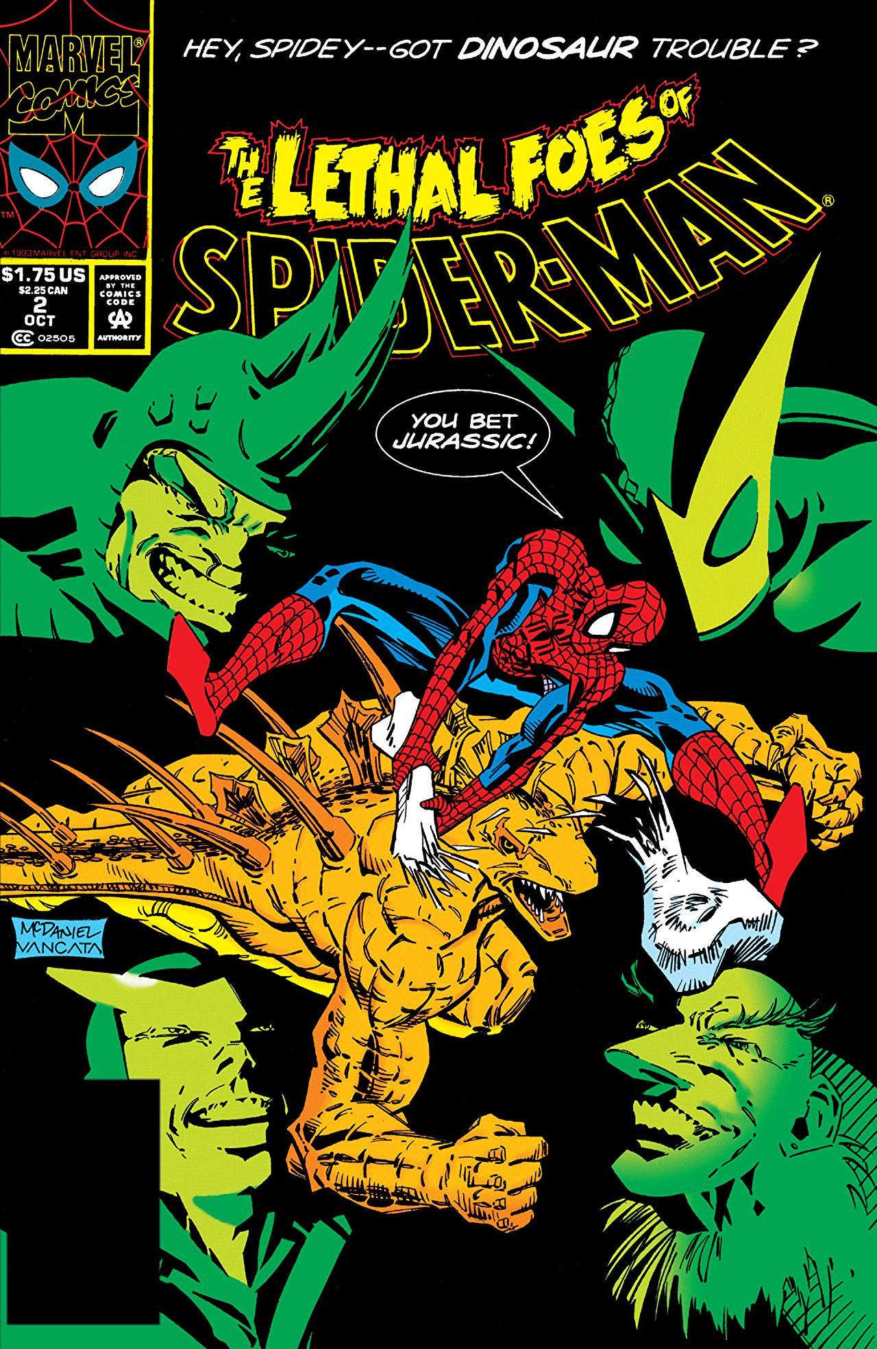 Lethal Foes of Spider-Man Vol 1 2
