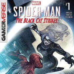 Marvel's Spider-Man: The Black Cat Strikes Vol 1 1