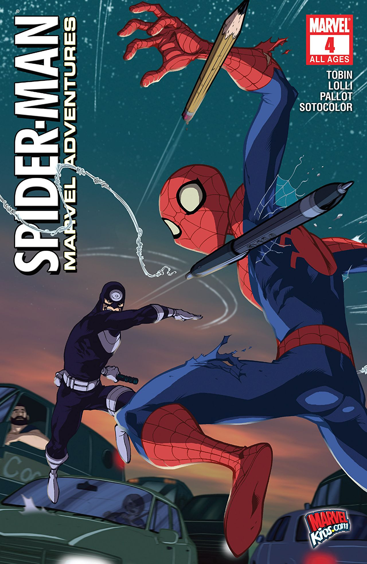 Marvel Adventures: Spider-Man Vol 2 4