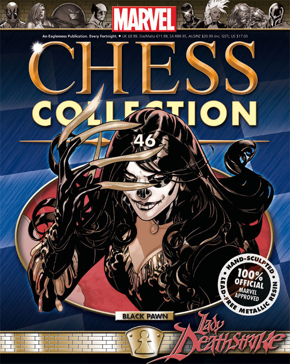Marvel Chess Collection Vol 1 46