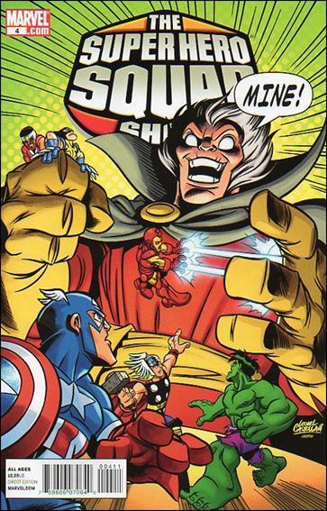 Marvel Super Hero Squad Vol 2 4
