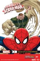 Marvel Universe Ultimate Spider-Man Vol 1 27