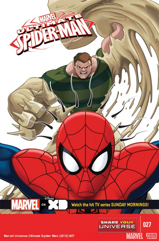 Marvel Universe: Ultimate Spider-Man Vol 1 27