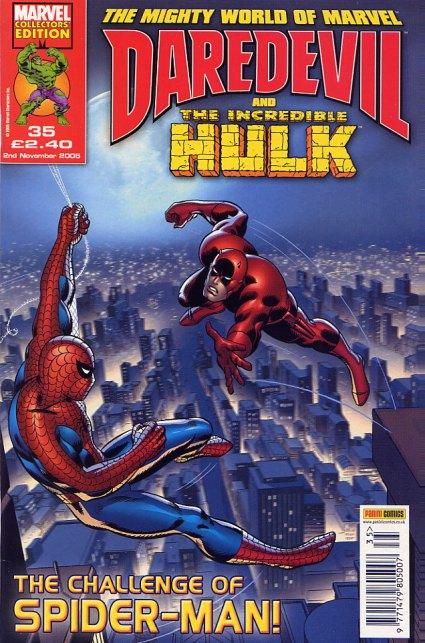 Mighty World of Marvel Vol 3 35