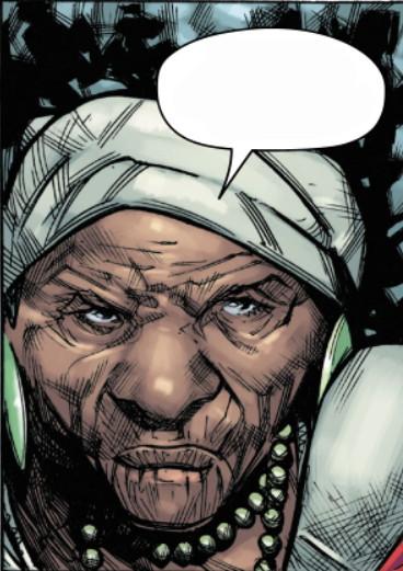 Miss Hazel (Earth-616)