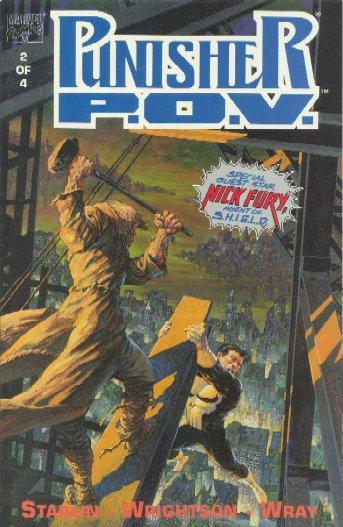 Punisher: P.O.V. Vol 1 2