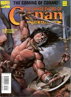 Savage Sword of Conan Vol 1 222