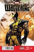 Savage Wolverine Vol 1 12