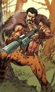 Sergei Kravinoff (Earth-616) from Marvel War of Heroes 001