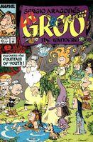 Sergio Aragonés Groo the Wanderer Vol 1 92