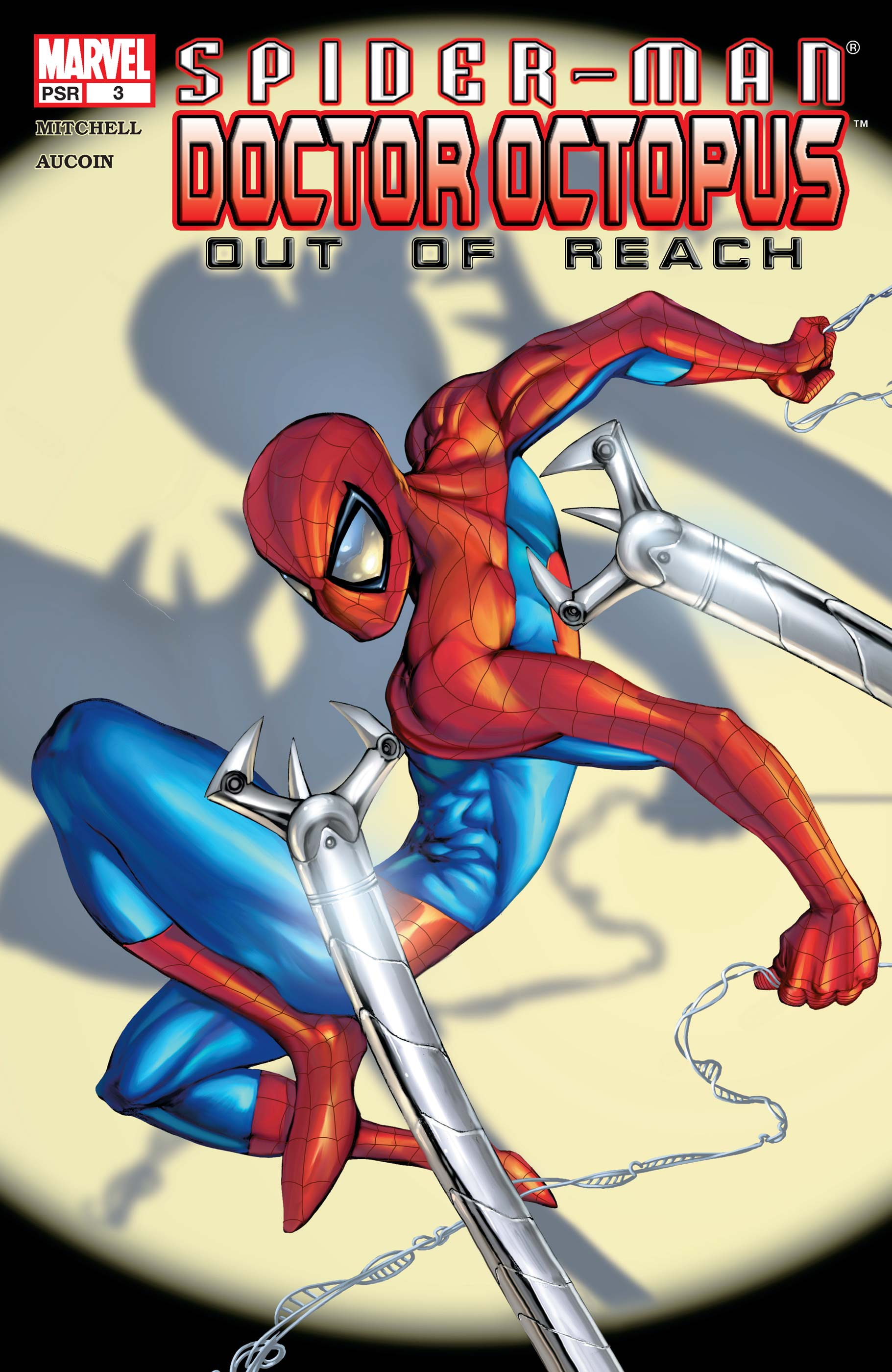 Spider-Man/Doctor Octopus: Out of Reach Vol 1 3